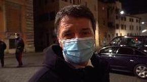 """Renzi: """"A noi non interessano le poltrone. La crisi o lo fai ora o non la fai più"""""""