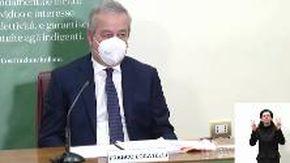 """Covid, Locatelli: """"La riduzione per le dosi di AstraZeneca richiede una rimodulazione della campagna vaccini"""""""