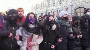 Navalnyj, Vladivostok: scontri e arresti alla manifestazione per l'oppositore di Putin
