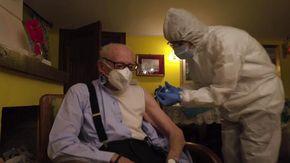 I vaccini a domicilio arrivano nel Cuneese: ecco la prova generale avvenuta a Demonte