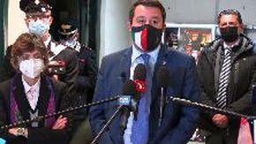 """Open Arms, Salvini dopo il rinvio a giudizio: """"Mi spiace per i miei figli, non sono un sequestratore"""""""