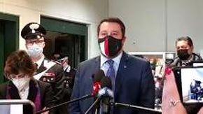 """Open Arms, Salvini: """"Passare per sequestratore proprio no"""""""
