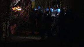 Lacrimogeni ad altezza d'uomo, il video pubblicato dai No Tav