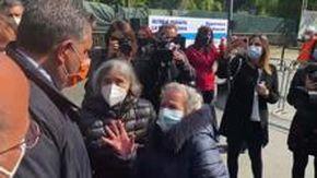 """La demolizione della """"Diga"""" a Genova, Bucci: """"Mai più quartieri-ghetto"""""""