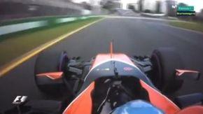 Il video che vi mostrerà quanto va davvero veloce una monoposto di F1: quello che vediamo a casa non ha paragone