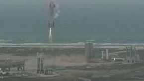 SpaceX, test di volo e atterraggio con successo, è la prima volta per il razzo di Elon Musk: il ritorno sulla Luna è più vicino