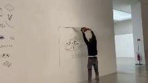 Bologna, entra al museo con una motosega e ruba il quadro tagliando il muro