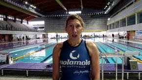 """La campionessa novarese di apnea Livia Bregonzio: """"Sott'acqua si vive in un mondo parallelo"""""""