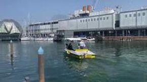 Genova, Ocean Race e sostenibilità: ecco la prima barca elettrica sbloccabile con app