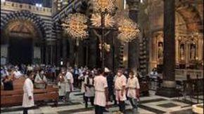 San Giovanni, festa in cattedrale con i tabarchini
