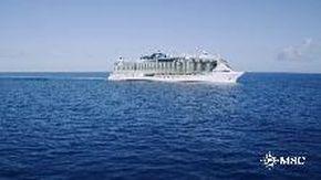 Msc Seashore, ecco la nave più grande mai costruita in Italia