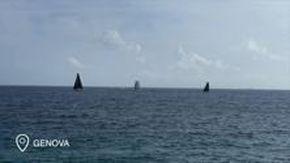 Genova, è partita la RoundItaly: la regata più lunga del mar Mediterraneo