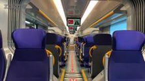 Trenitalia consegna alla Regione due nuovi treni.