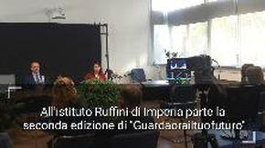 """All'Istituto Ruffini di Imperia parte la seconda edizione di """"Guardaorailtuofuturo"""""""