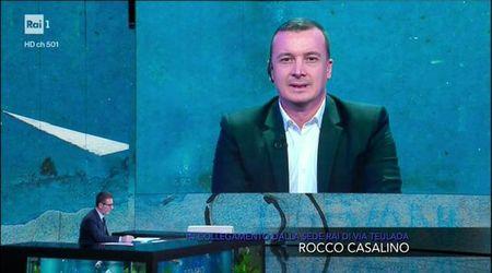 """Insulti a down e bambini, Casalino da Fazio: """"Chiedo scusa, ma era una simulazione"""""""