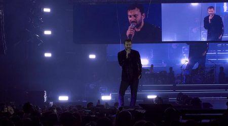 Cremonini in concerto a Padova: Marmellata #25 dedicata a Baggio