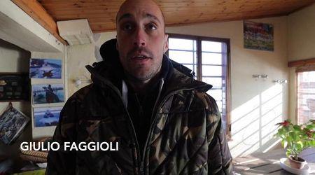 Ferrara, cade nel lago e rischia d'annegare, salvo ma grave: parla il suo soccorritore