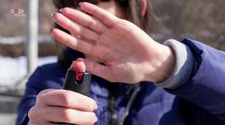 Spray al peperoncino: che cos'è e come funziona