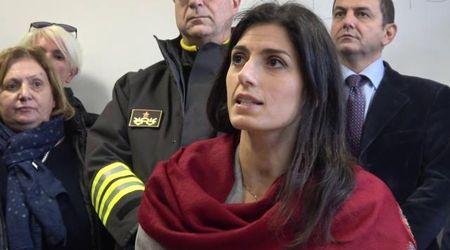 """Incendio impianto rifiuti a Roma, Raggi: """"Altre regioni ci aiutino a gestire l'emergenza"""""""