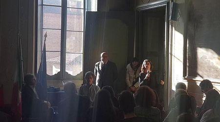 Il presidente Fico a Pavia, parla la rappresentante degli studenti