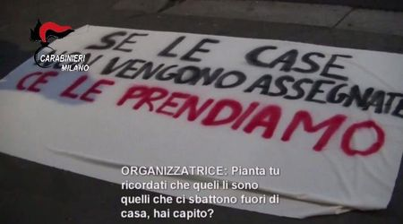 Milano, colpo al racket delle occupazioni: le intercettazioni dei carabinieri
