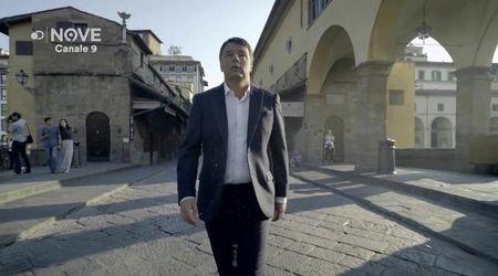 'Firenze secondo me': Renzi anticipa un estratto del suo documentario sulla città