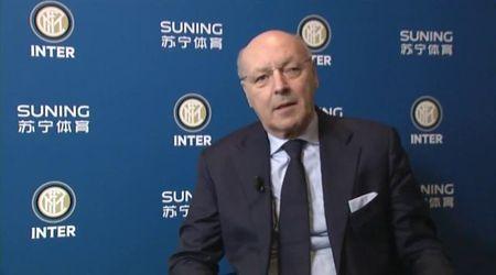 """Calcio, Marotta: """"Da oggi farò parte della grande Inter, iniziamo un percorso vincente"""""""