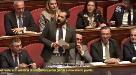 Confonde Sofri con Battisti: la gaffe del senatore Pepe (Lega)