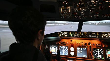 Ai comandi di un Boeing 737: s'inaugura a Torino un simulatore che tutti possono provare