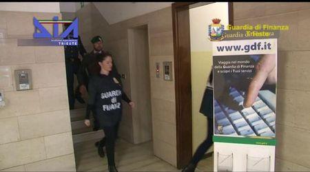 Sette arresti per estorsione, il video della Dia e della Finanza