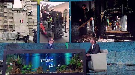"""Battibecco in tv. Di Battista a Fazio: """"Non abbia la coda di paglia"""". La replica: """"Se vuole avercela con me non è originale"""""""