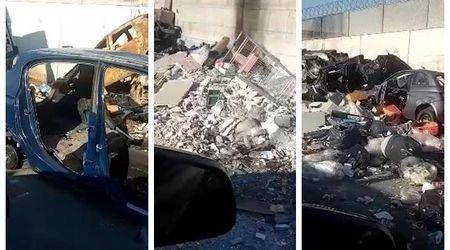Milano, cumuli di rifiuti in via Bonfadini: la zona protesta per il campo rom