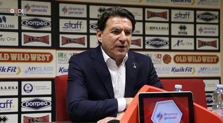La Pompea batte Udine, il commento di coach Finelli