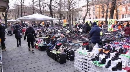 Reggio Emilia: ambulanti e commercianti non vogliono il trasferimento del mercato