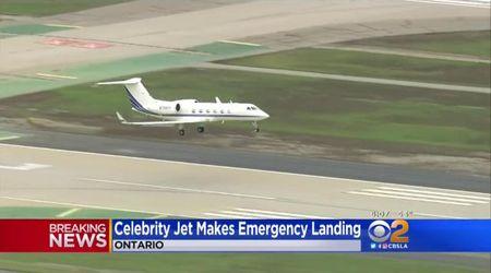 Il jet privato di Jennifer Aniston e Courtney Cox costretto a un atterraggio d'emergenza
