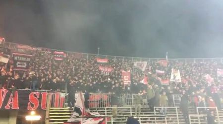 """""""Pum pum pum pum"""", il coro del Milan sul pistolero Piatek è travolgente"""