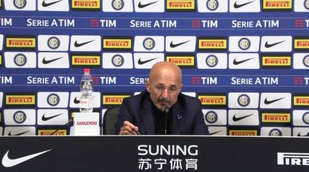 """Caso Icardi, Spalletti: """"Marotta vuole proporgli rinnovo? Sono con lui. Noi dell'Inter tutti sullo stesso carro"""""""