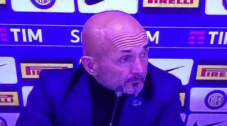 Inter, Spalletti show: interrompe la conferenza stampa per un gattino