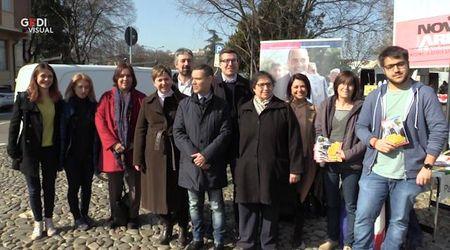 Primarie Pd, i sostenitori di Zingaretti si presentano
