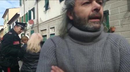 """Livorno, incendio in vicolo delle Guglie: """"Abbiamo rischiato di bruciare vivi"""""""