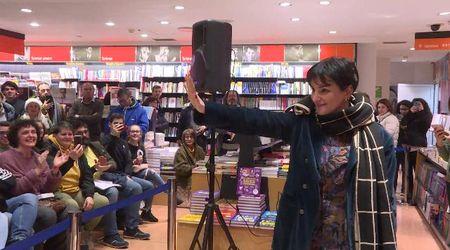 Arisa sorprende i fan: 'Io mi sento come Checco Zalone'