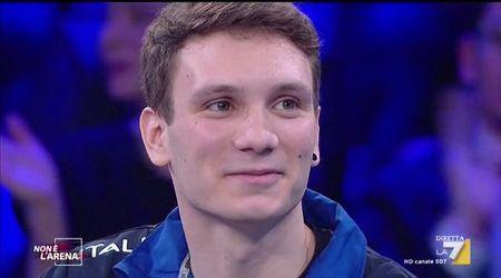 Manuel Bortuzzo: ''Quando mi hanno sparato ho detto 'ti amo'' alla mia ragazza''