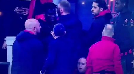 """Milan-Inter, Kessie furioso in panchina: lite con Biglia. Poi le scuse: """"Che figuraccia"""""""