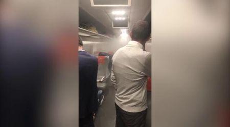 Allarme antincendio sul Frecciarossa Milano-Roma: doccia imprevista per i passeggeri