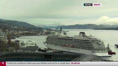 Norvegia, il lento approdo della nave da crociera Viking Sky: odissea finita per i passeggeri