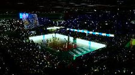 Modena-Perugia: gara 2 semifinali  così il Palapanini dà la carica all'Azimut