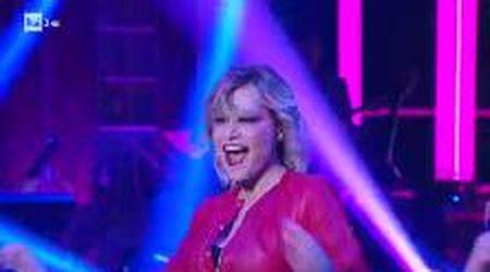 Simona Ventura a Ballando con le stelle: la sua salsa adrenalinica conquista i giudici