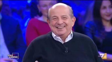 'Non è l'Arena', Magalli ancora contro Adriana Volpe: ''Non parlo con le bestie''