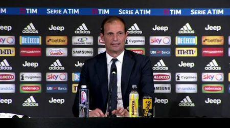 Calcio, divorzio Juve-Allegri: il tecnico si commuove e non riesce a parlare