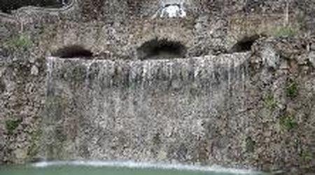 Firenze, dopo un secolo torna a scorrere l'acqua dalle rampe del Poggi